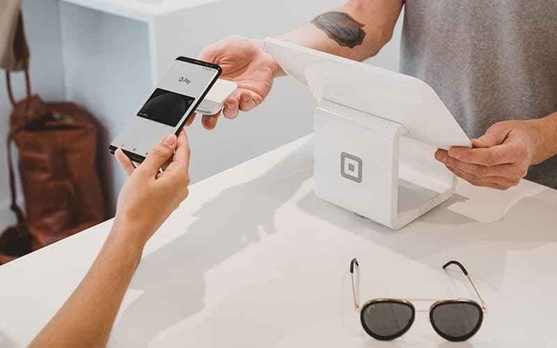 Point of Sale Google Pay